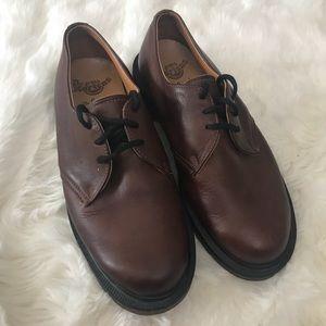 Dr. Martens Original Made in England Brown Loafer